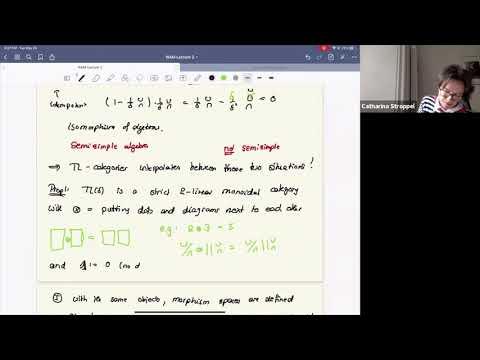 Representation Theory & Categorification II Thumbnail