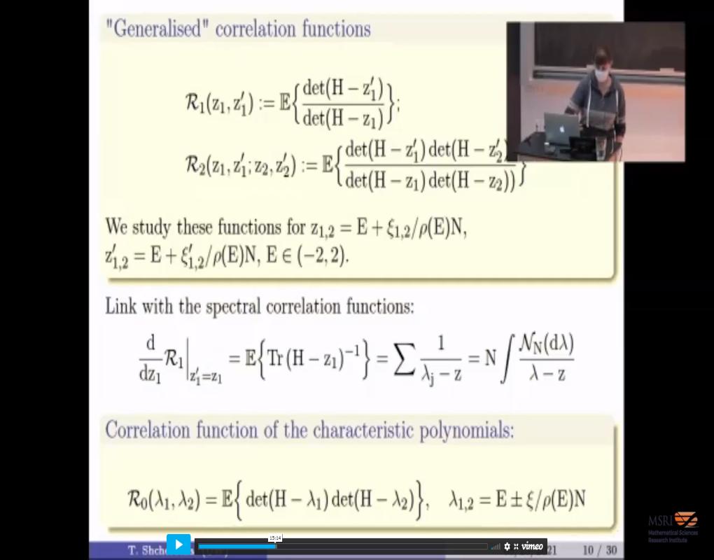 Transfer matrix approach to random band matrices Thumbnail