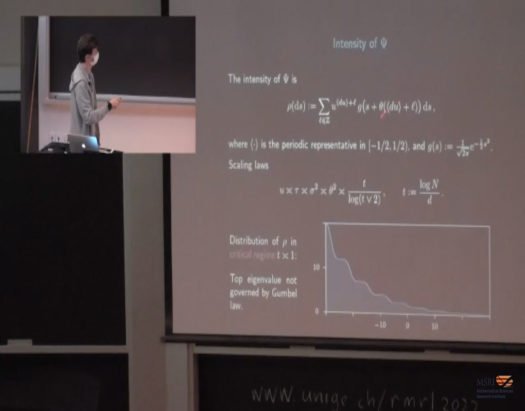 Localization and Delocalization in Erdös-Rényi Graphs Thumbnail