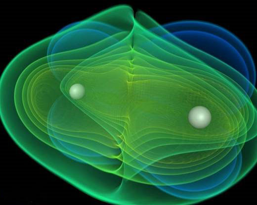 Merging black hole binaries: accretion dynamics and outflows Thumbnail