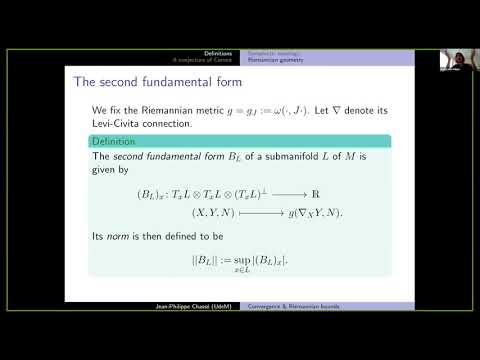 Convergence and Riemannian bounds on Lagrangian submanifolds Thumbnail