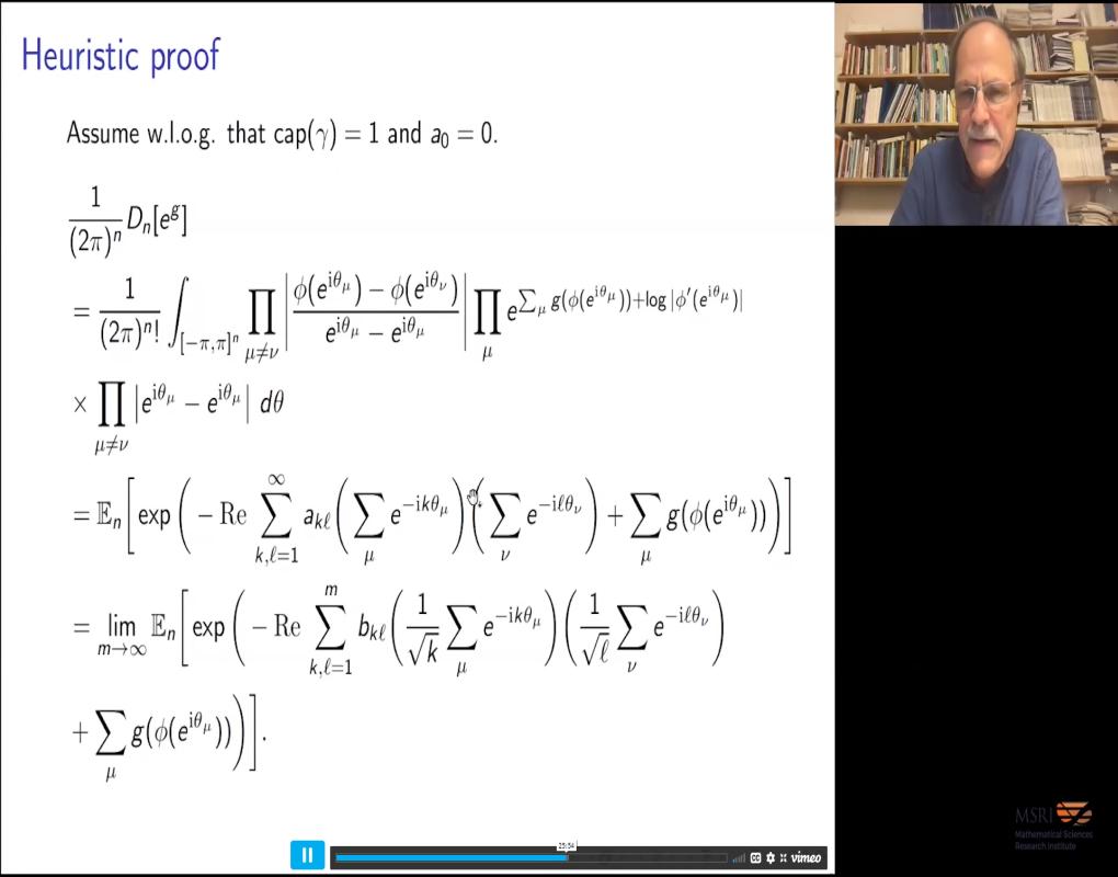 Strong Szego Theorem on a Jordan Curve Thumbnail