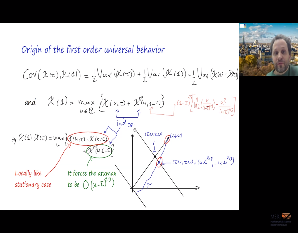 Local Universality of the Time-Time Covariance and of the Geodesic Tree for Last Passage Percolation Thumbnail